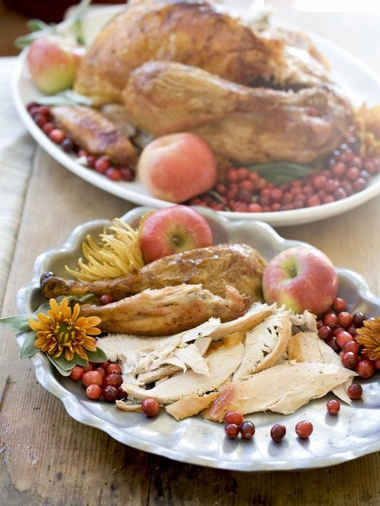 Pounds Of Turkey Per Person Thanksgiving  How much turkey mashed potatoes stuffing per person for