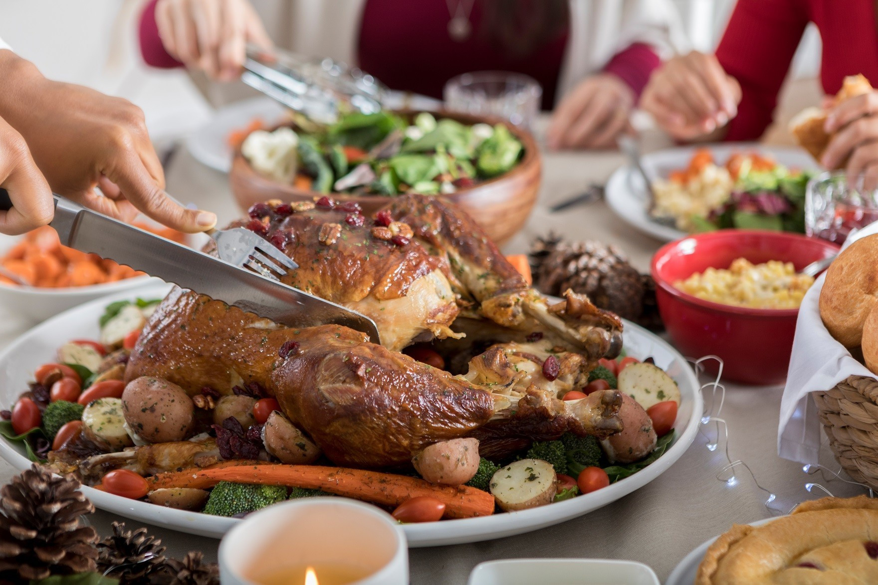 Pounds Of Turkey Per Person Thanksgiving  How much turkey should I per person Sun Sentinel