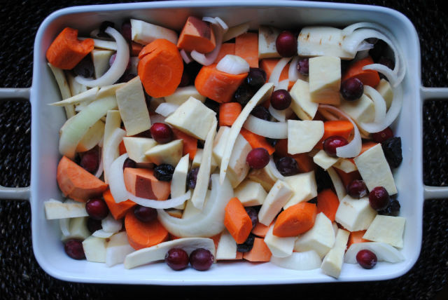 Pre Cook Turkey For Thanksgiving  Thanksgiving Tzimmes Recipe