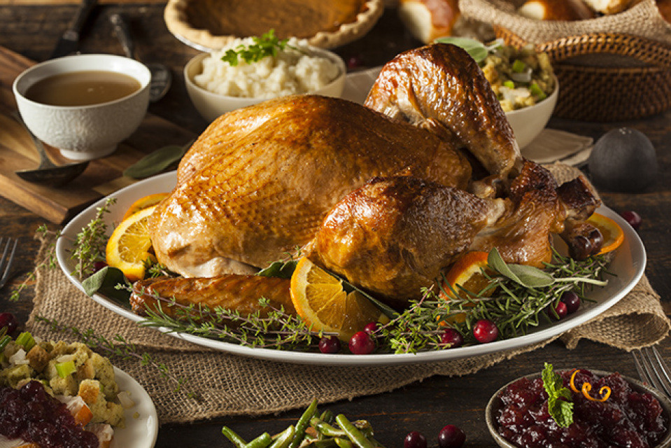 Pre Cooked Thanksgiving Turkey  Thanksgiving Dinner Fully Cooked