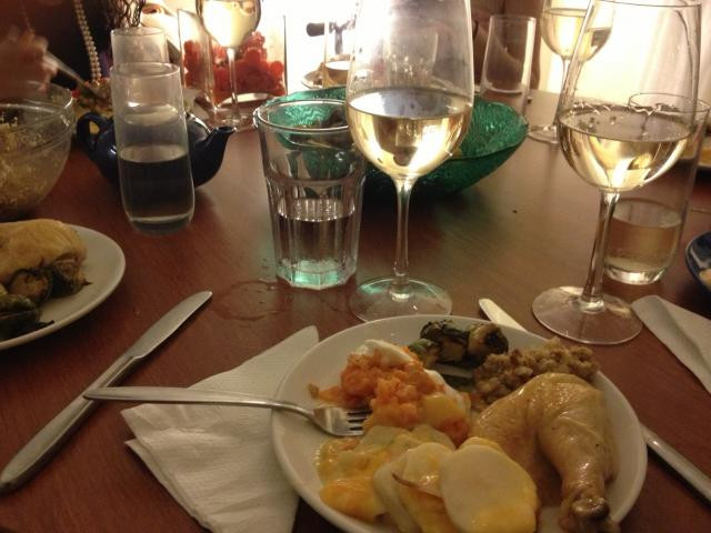Pre Made Thanksgiving Dinner  Pre Thanksgiving Thanksgiving Dinner