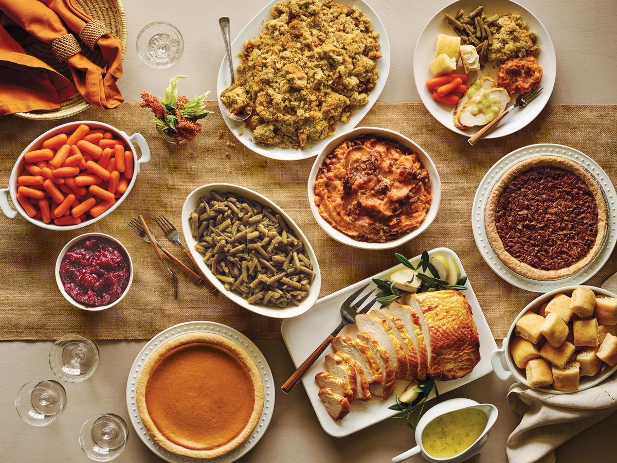 Pre Made Thanksgiving Dinner  5 Places You Can Pick Up Ready Made Thanksgiving Dinner