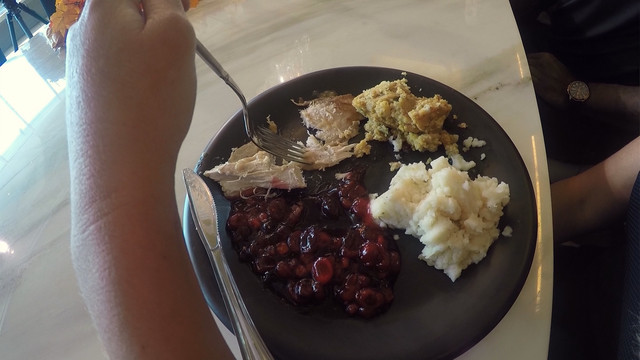Pre Made Thanksgiving Dinner  Three pre made Thanksgiving meals a taste test