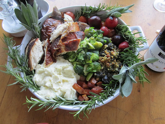 Pre Made Thanksgiving Dinner  Where to Get Pre Made Thanksgiving Dinner in San Francisco