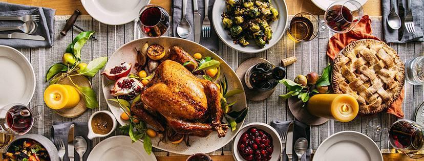 Pre Made Thanksgiving Dinner  Buy Thanksgiving dinner premade in Birmingham