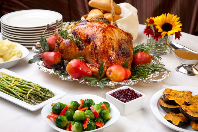 Pre Made Thanksgiving Dinner  10 reasons you don t need Martha Stewart s Thanksgiving