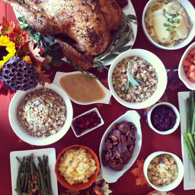 Pre Made Thanksgiving Dinner  Where To Buy A Ready Made Thanksgiving Meal In La Jolla