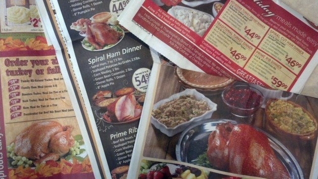 Precooked Thanksgiving Dinner  Best Places to Get Pre Cooked Thanksgiving Dinners in Fort