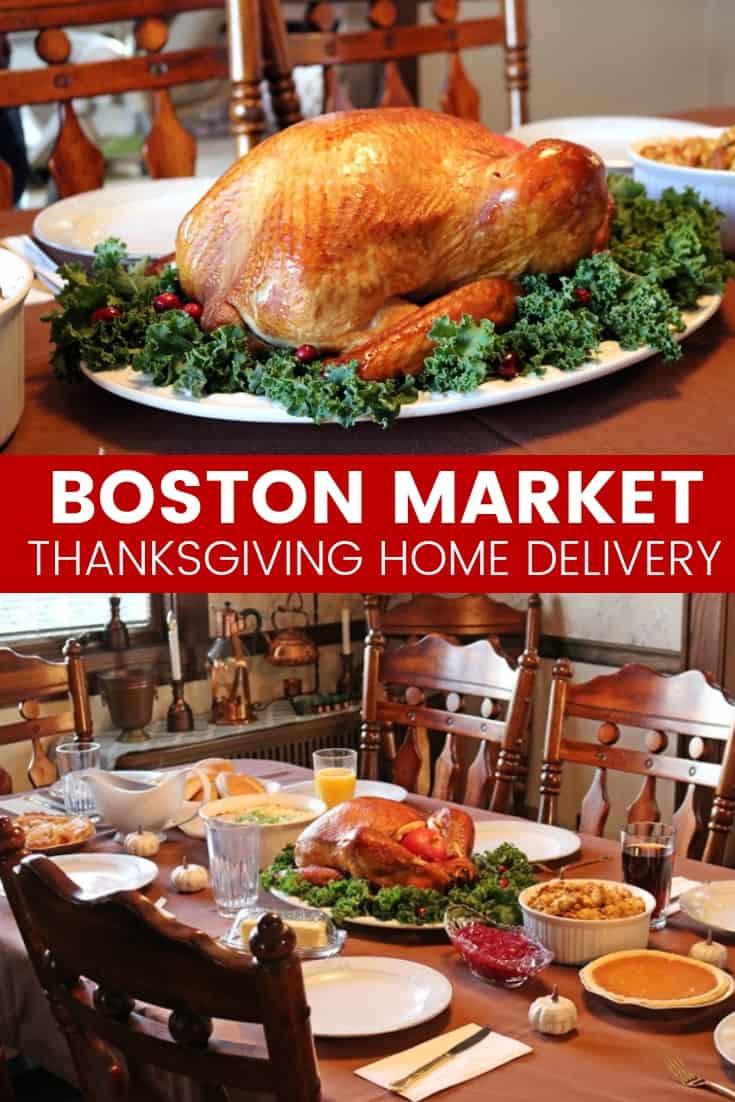 Premade Thanksgiving Dinner  Thanksgiving Made Easy Boston Market Thanksgiving Meal