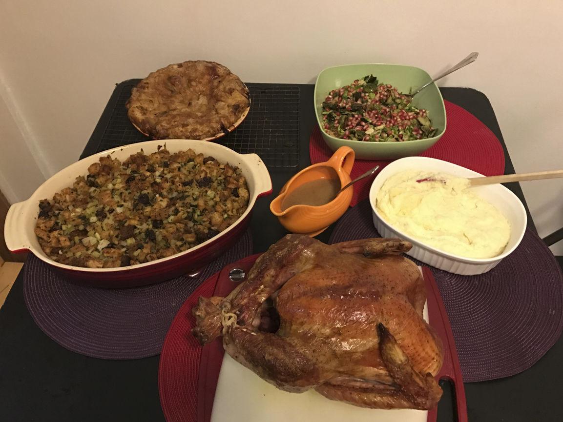 Premade Thanksgiving Dinner  Martha Stewart offering packages of premade Thanksgiving