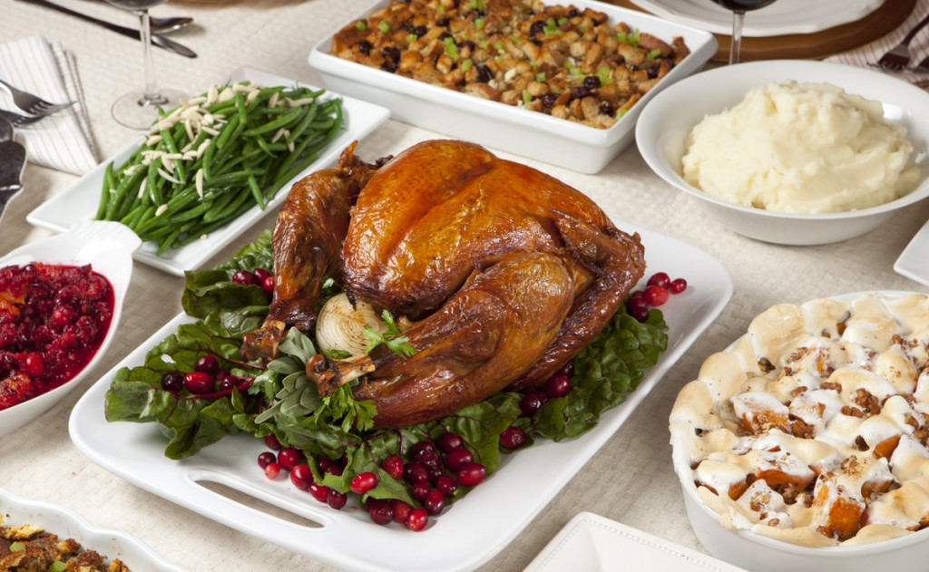 Prepared Thanksgiving Dinners 2019  Thanksgiving Dinner is Served Nug Markets Daily Dish