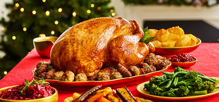 Prepared Thanksgiving Dinners 2019  How To Cook A Turkey Christmas Dinner Tips & Timings from
