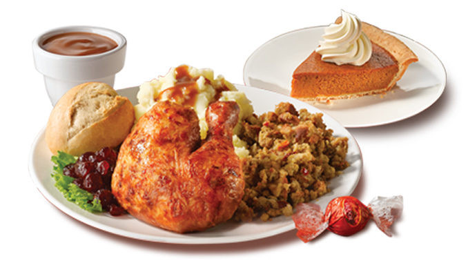 Prepared Thanksgiving Dinners 2019  Swiss Chalet fers $12 99 Thanksgiving Feast For Fall