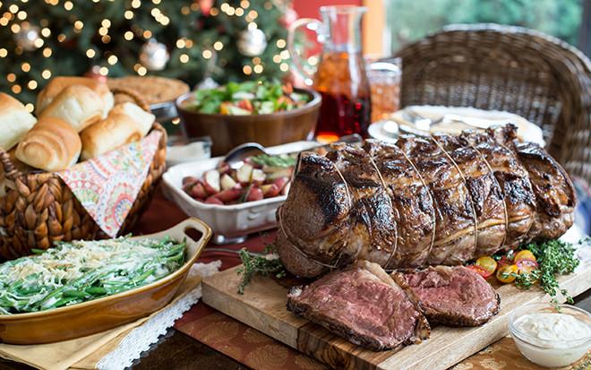 Prime Rib Christmas Dinner Menus  Prime Rib