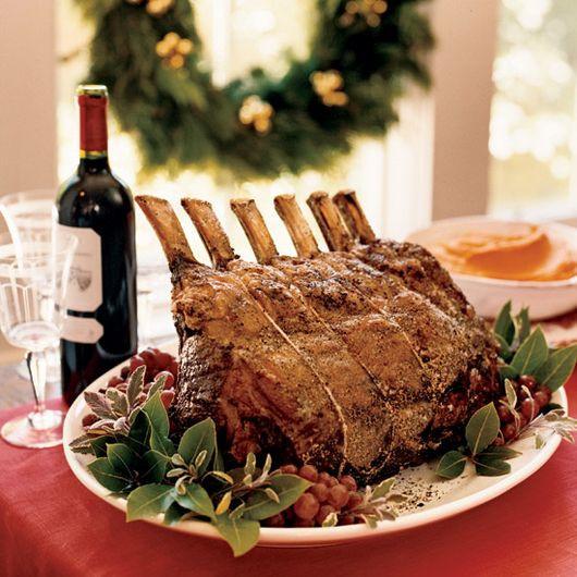 Prime Rib Christmas Dinner Menus  7 Showstopping Prime Rib Roasts to Make for Christmas