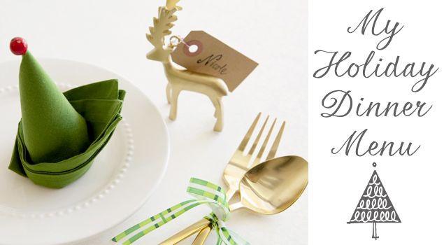 Prime Rib Christmas Dinner Menus  My Holiday Dinner Menu…Including Foolproof Prime Rib