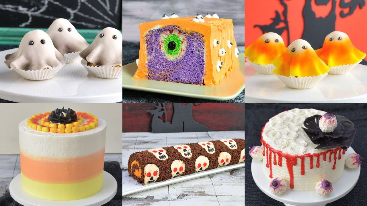 Publix Halloween Cakes  How to make AMAZING HALLOWEEN CAKES by HANIELA S