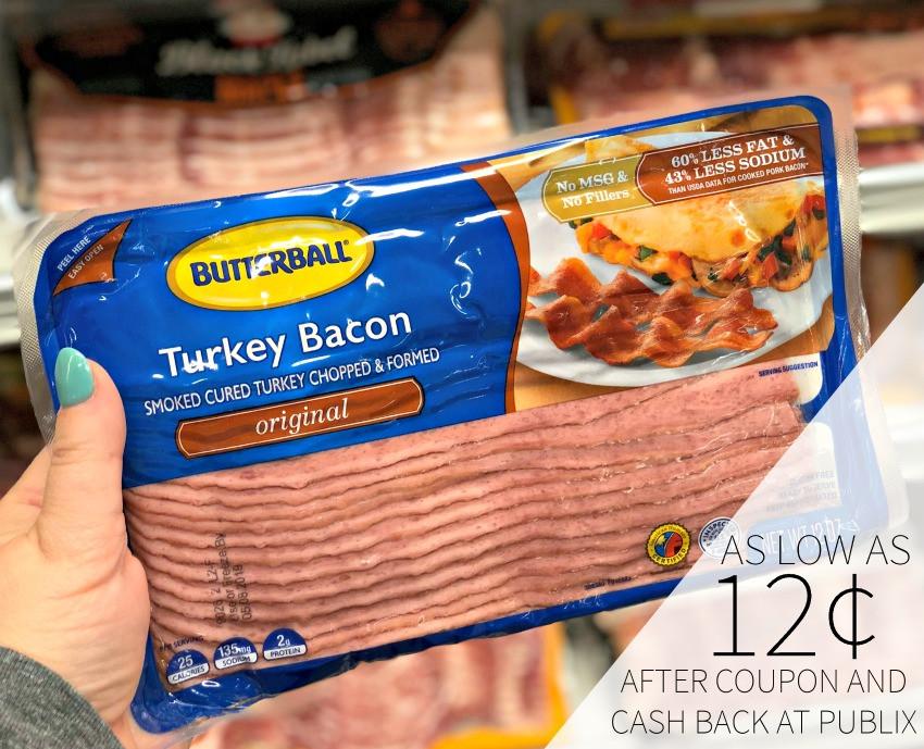 Publix Thanksgiving Dinner 2019  butterball coupon I Heart Publix