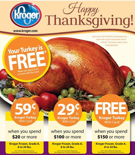 Publix Thanksgiving Dinners  Modern Saver Best Meat Produce Dairy and More Deals