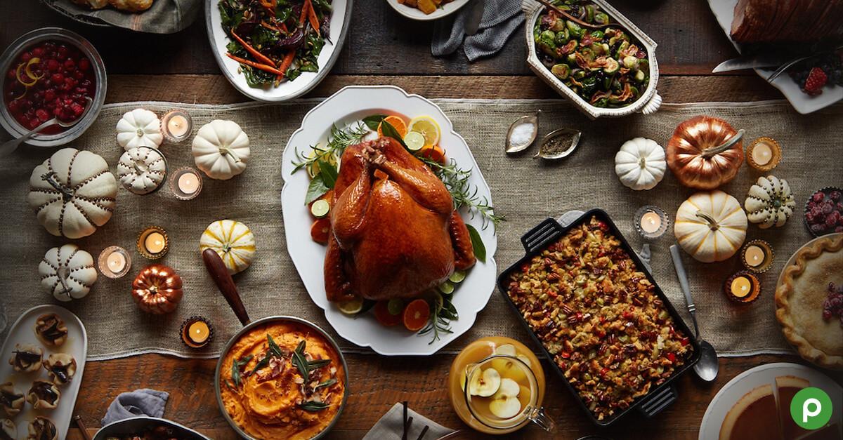 Publix Thanksgiving Dinners  Publix Thanksgiving