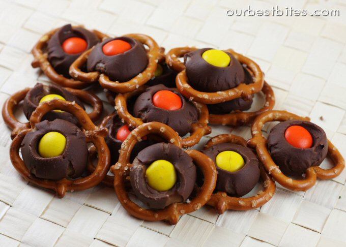 Quick And Easy Fall Desserts  Easy Halloween Party Food Our Best Bites