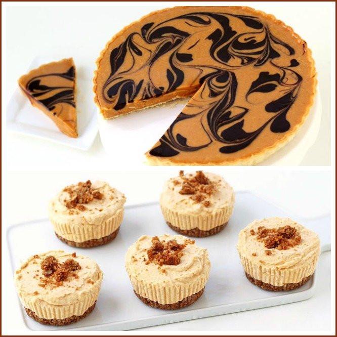 Quick And Easy Fall Desserts  Fall Pumpkin Desserts Pumpkin Tart & No Bake Pumpkin