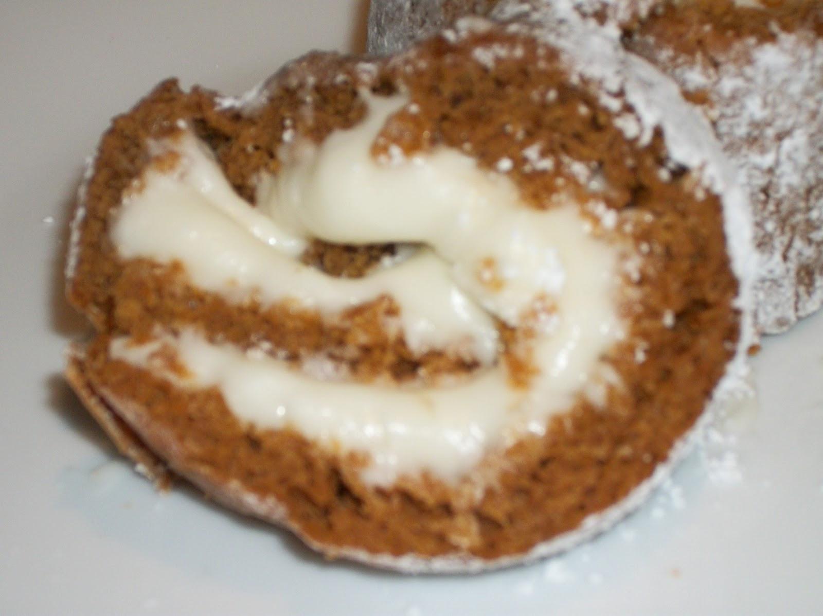Quick Fall Desserts  Heart Hands Home Pumpkin Roll