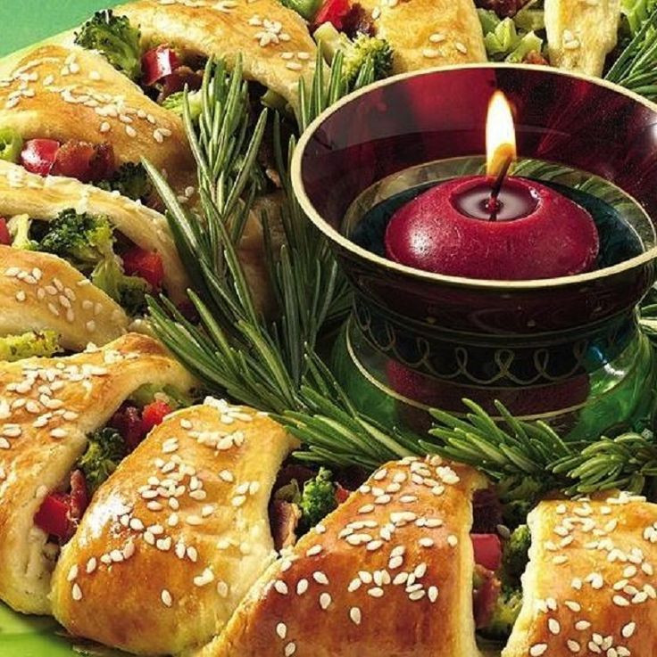 Recipe For Christmas Appetizers  197 best Christmas Food savory images on Pinterest