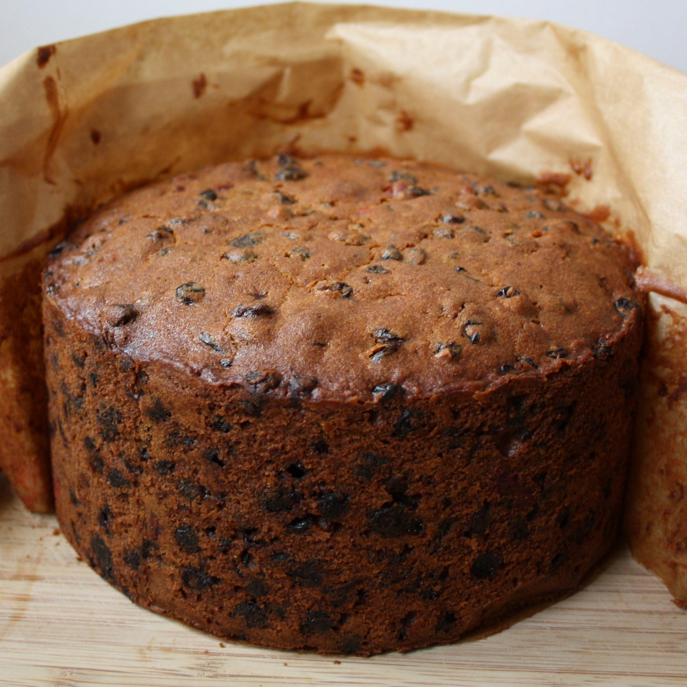 Recipe For Christmas Cakes  Christmas Cake