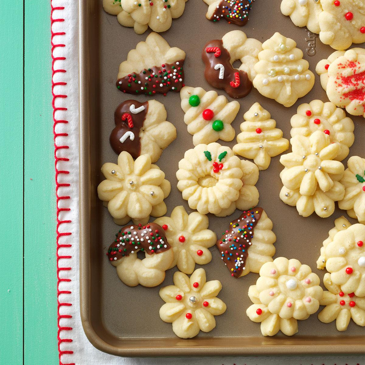 Recipe For Christmas Cookies  150 of the Best Christmas Cookies Ever
