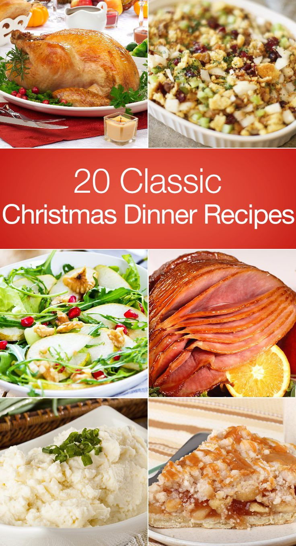 Recipe For Christmas Dinner  30 best How To images on Pinterest