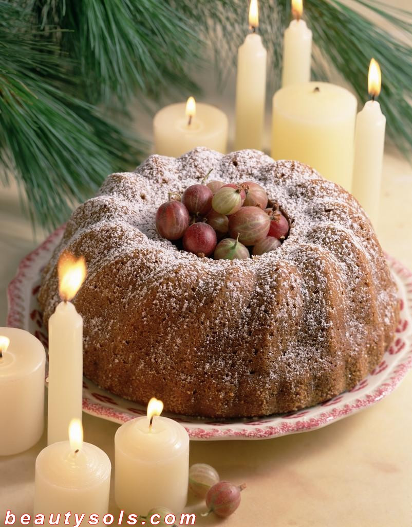 Recipes For Christmas Cakes  Amazing Christmas cakes photos and images