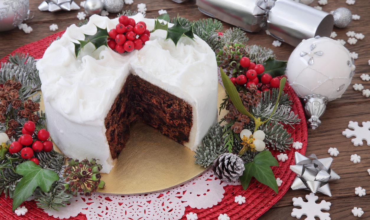 Recipes For Christmas Cakes  Christmas Cake Recipe Dunelm blog
