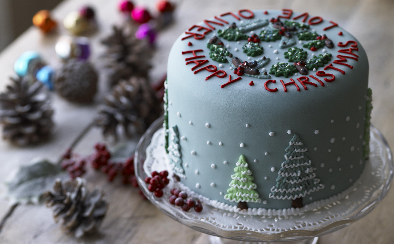 Recipes For Christmas Cakes  Christmas Cake Recipe