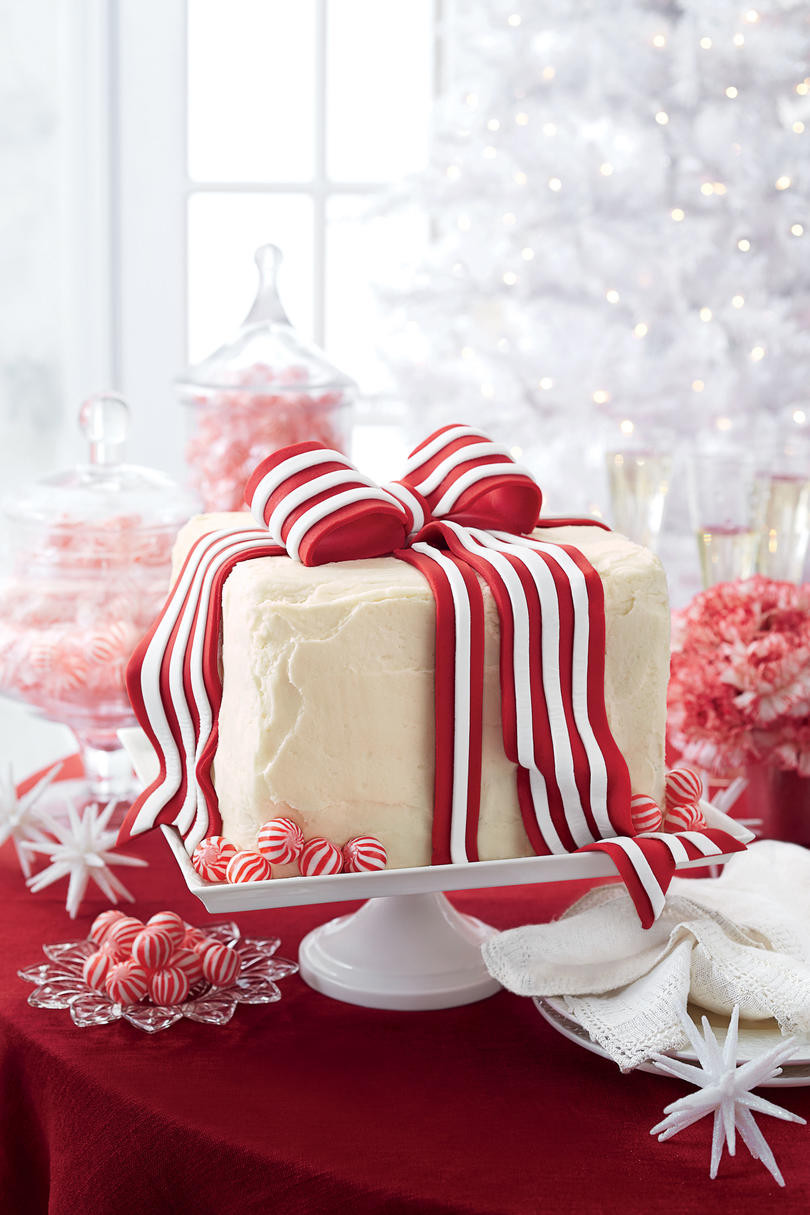 Recipes For Christmas Cakes  Holiday Cake Ideas Perfect For Your fice Christmas Party