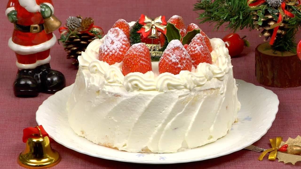 Recipes For Christmas Cakes  Christmas Cake Recipe Strawberry Sponge Cake – Cooking