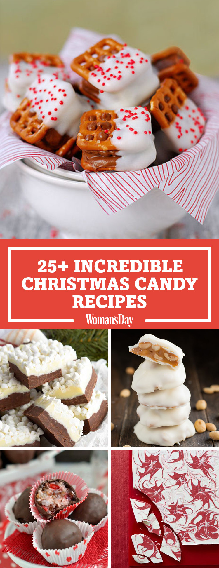 Recipes For Christmas Candy  28 Homemade Christmas Candy Recipes How To Make Your Own