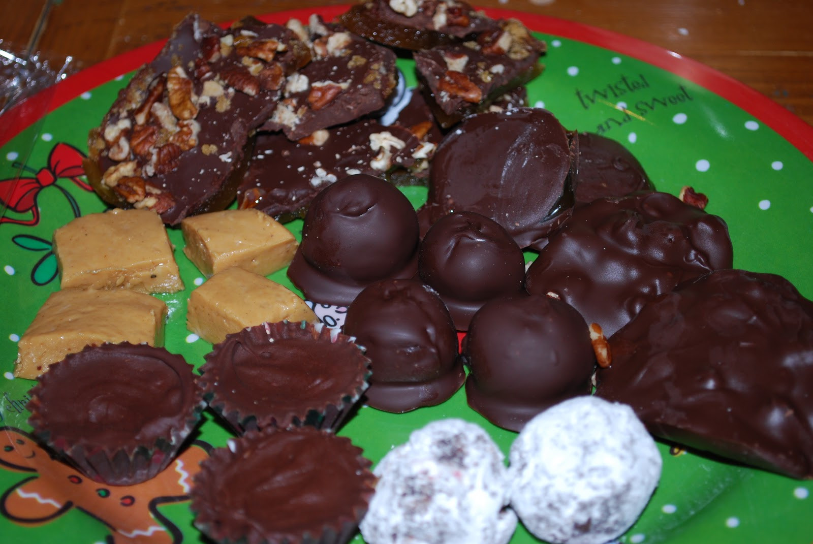 Recipes For Christmas Candy  The Peaceful Kitchen Delicious Vegan Christmas Candy Recipes