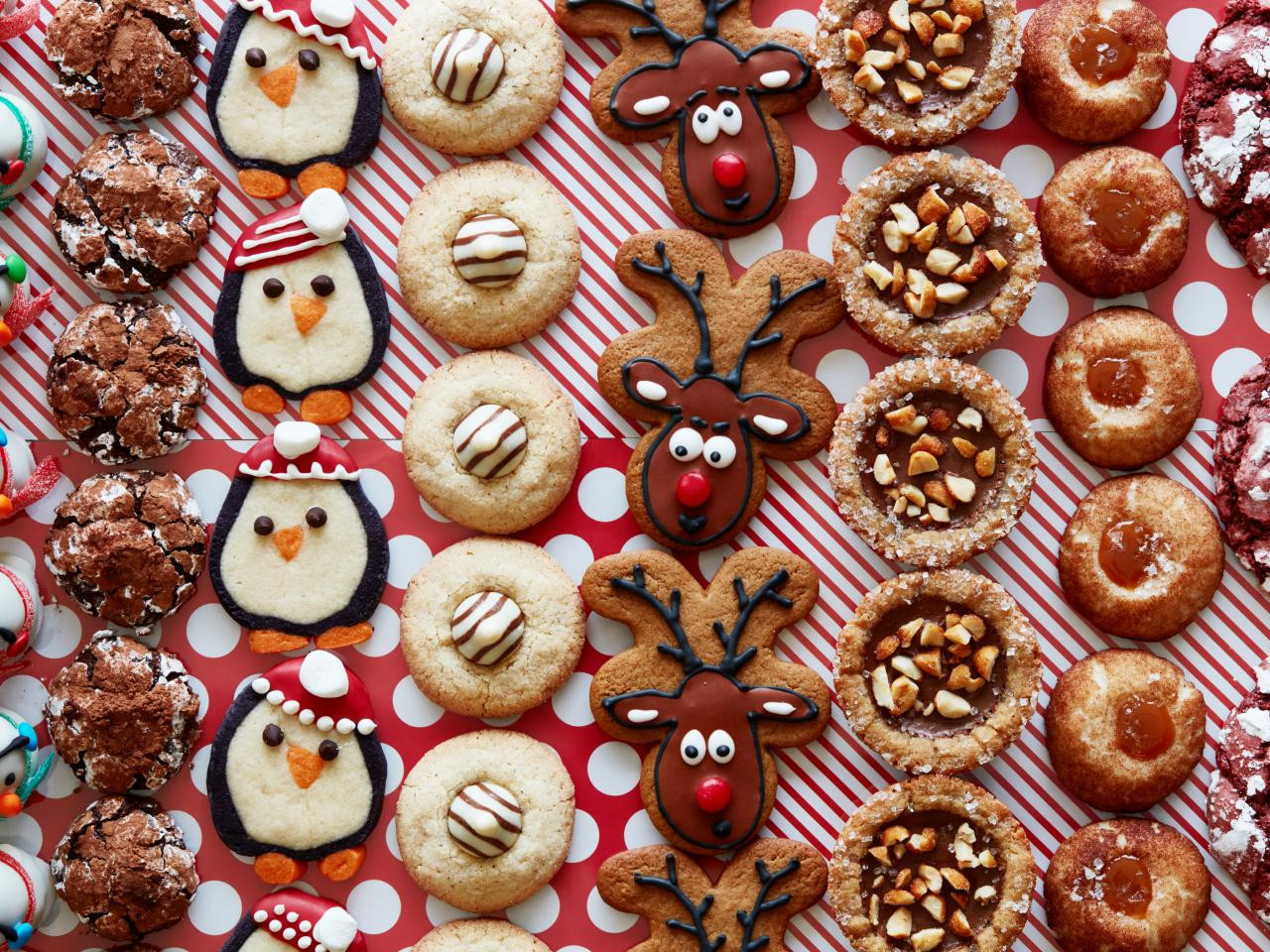 Ree Drummond Christmas Cookies  Ree Drummond s Christmas Cookies Are Almost Too Cute to