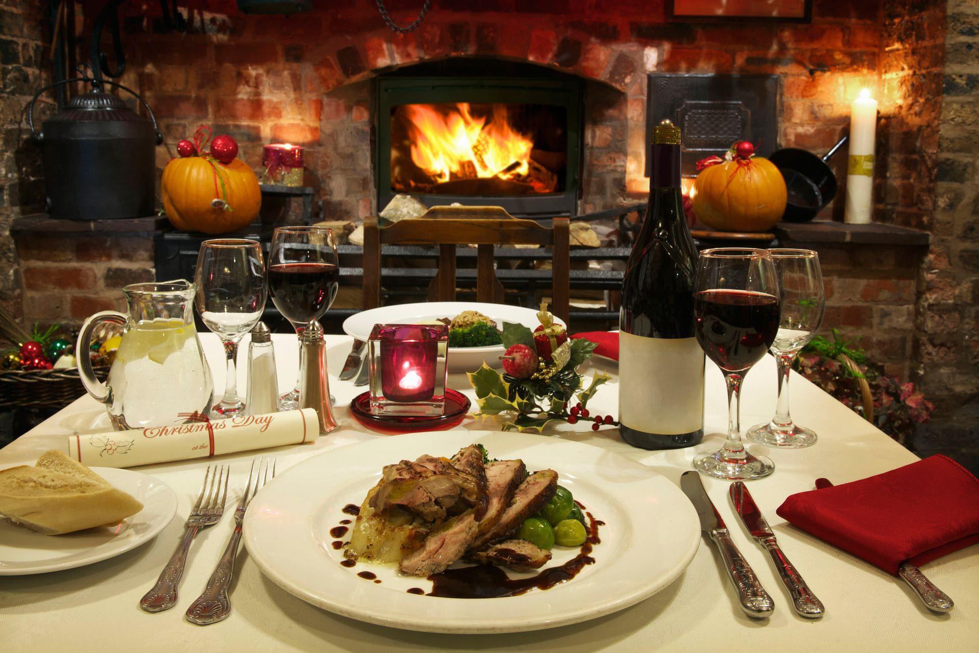 Restaurants Serving Christmas Dinner  Restaurants Open on Christmas Day in Little Rock AR