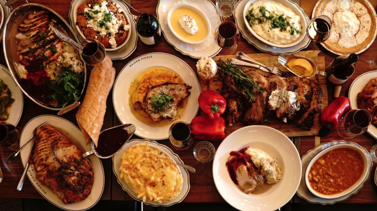 Restaurants That Have Thanksgiving Dinner  NYC restaurants serving Thanksgiving dinner