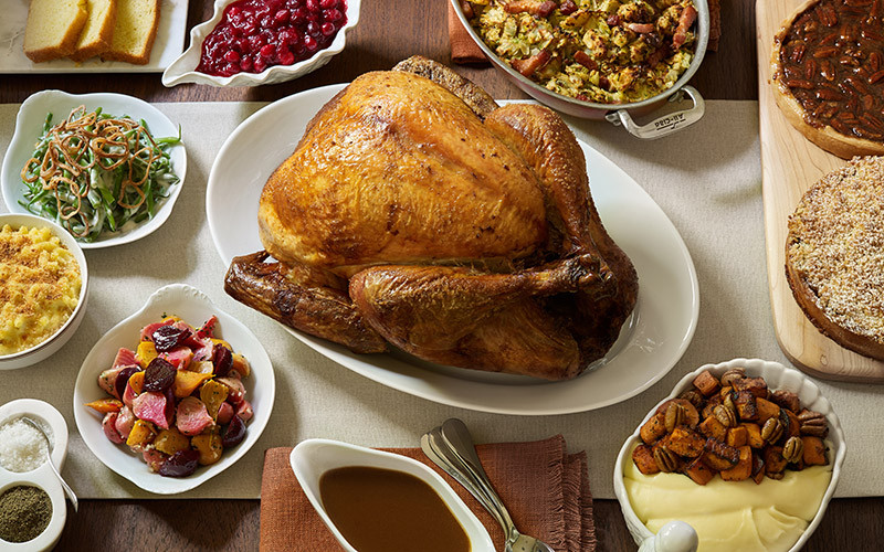 Restaurants That Have Thanksgiving Dinner  The 9 Best Restaurants in L A Doing Thanksgiving Dinner