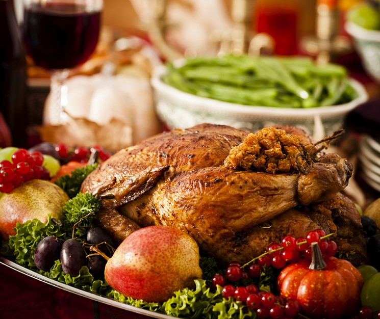 Restaurants That Have Thanksgiving Dinner  11 Places to Eat on Thanksgiving Day in Metro Phoenix