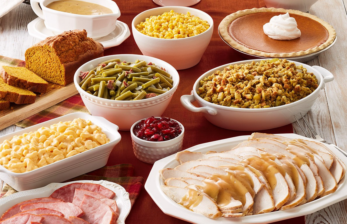 Restaurants That Have Thanksgiving Dinner  Bob Evans from 19 Chain Restaurants Serving Thanksgiving