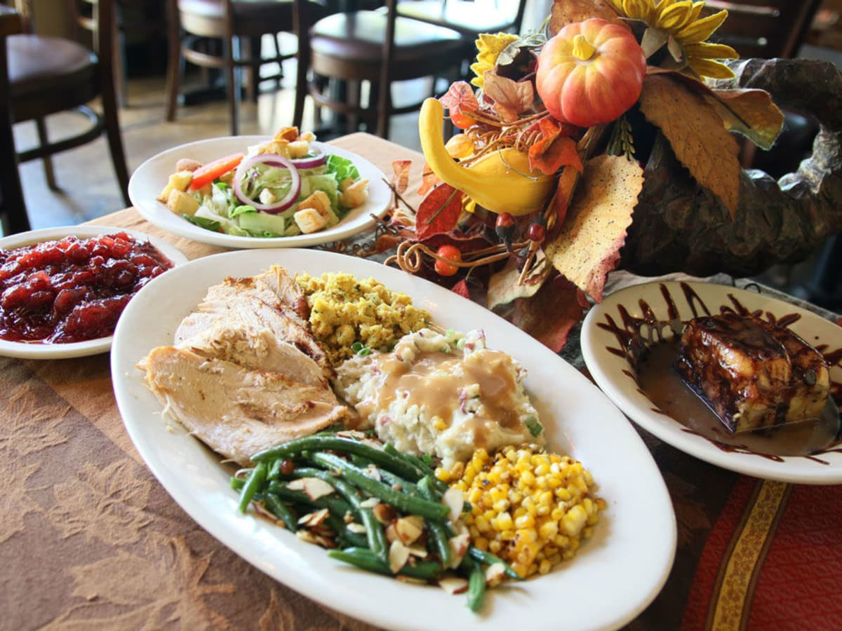 Restaurants That Have Thanksgiving Dinner  These Dallas restaurants are serving up Thanksgiving 2017