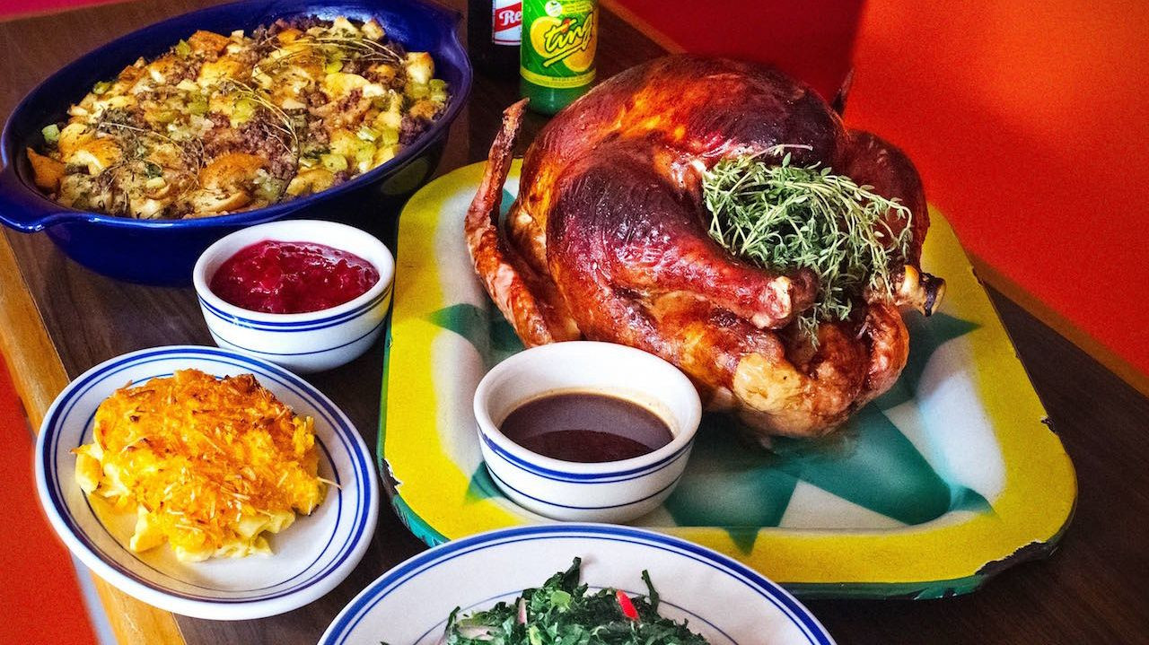 Restaurants That Serve Thanksgiving Dinner  NYC restaurants serving Thanksgiving dinner