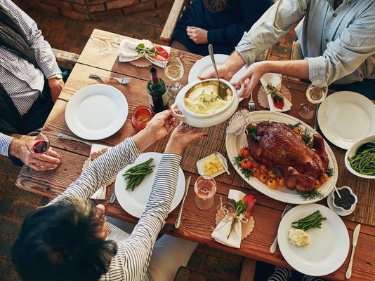 Restaurants That Serve Thanksgiving Dinner  Five Las Cruces restaurants serving Thanksgiving meals