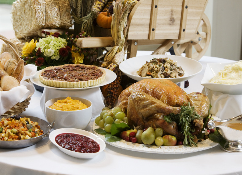 Restaurants That Serve Thanksgiving Dinner  Thanksgiving Dinner in Aspen