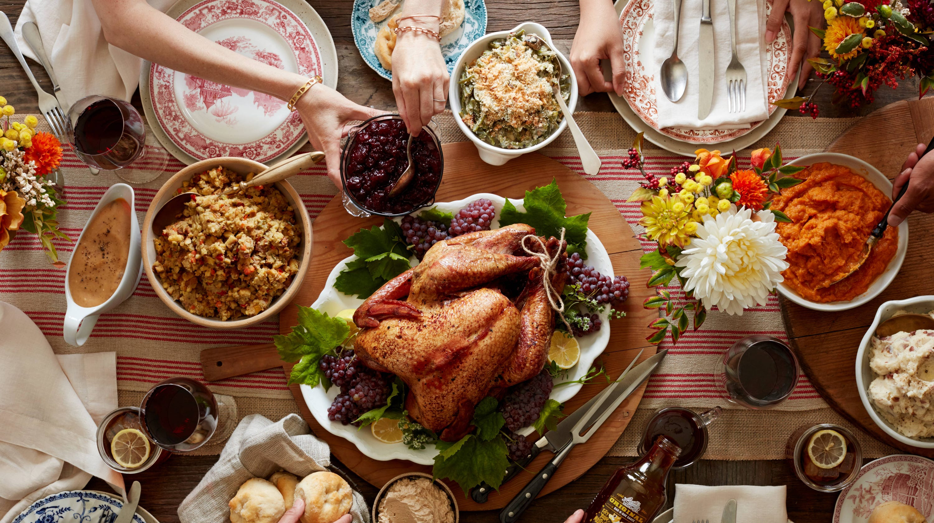 Restaurants That Serve Thanksgiving Dinner  Restaurants open on Thanksgiving Day 2018