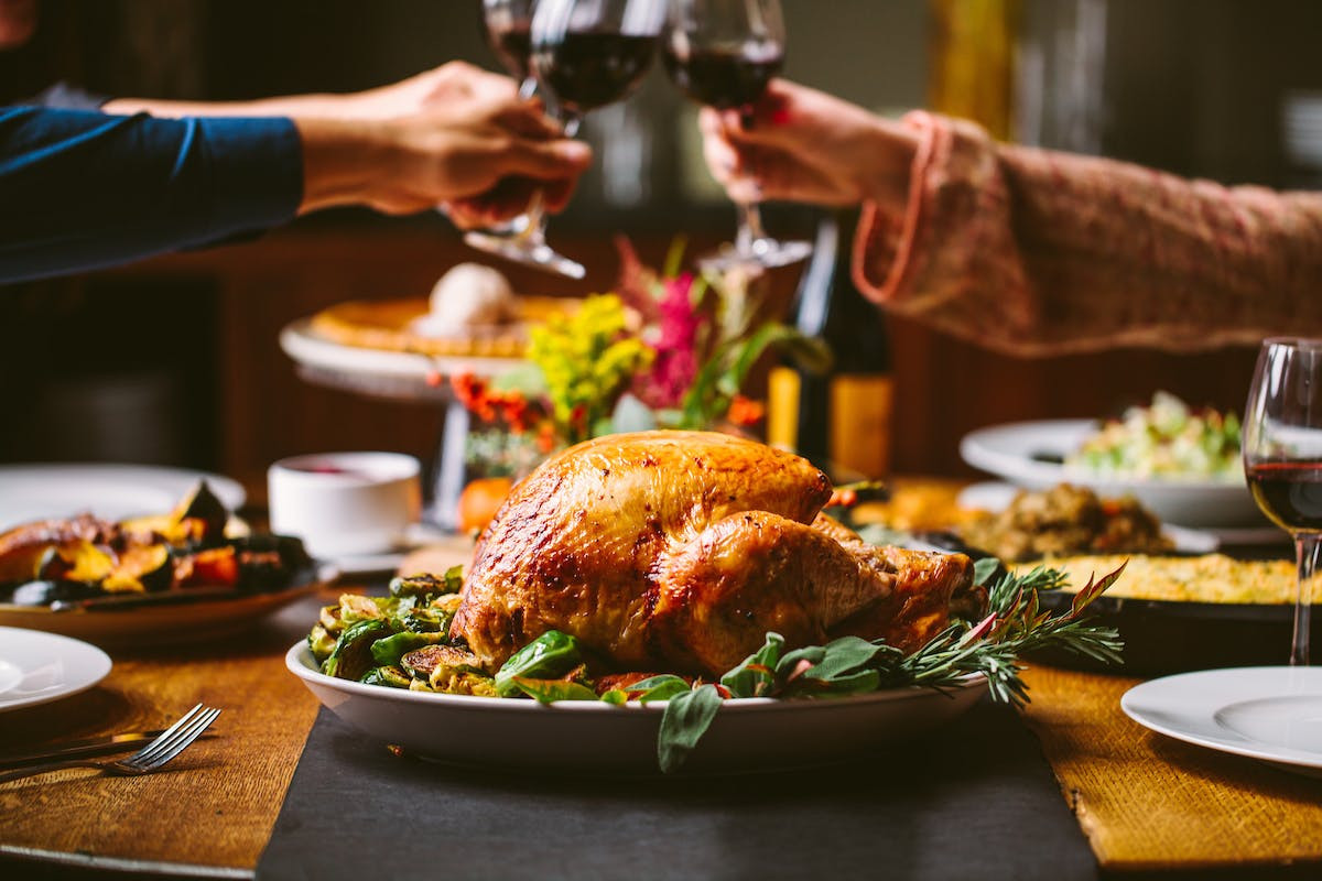 Restaurants That Serve Thanksgiving Dinner  Chicago Restaurants to Order Thanksgiving Dinner From